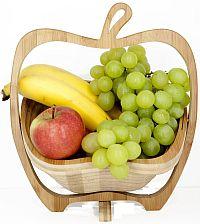 Topfuntersetzer und Obstkorb in einem