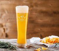 Bierglas gravieren lassen