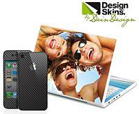 Individuelle Designschutzfolien für deinen Laptop