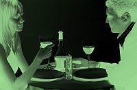 Dinner in the dark als Geschenk zum Abitur