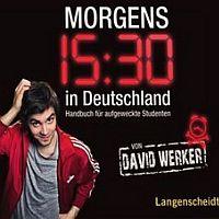 Handbuch für Studenten- morgen 15:30 Uhr in Deutschland